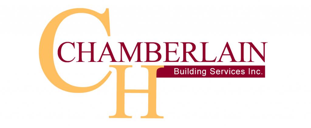 Chamberlain Building Service Inc - CHBS mobile menu logo