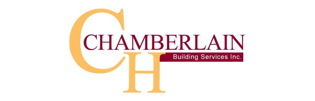 Chamberlain Building Services mobile logo