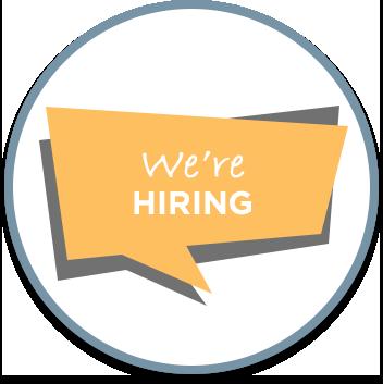 we are hiring tradesmen button