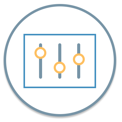 Commercial Controls Icon