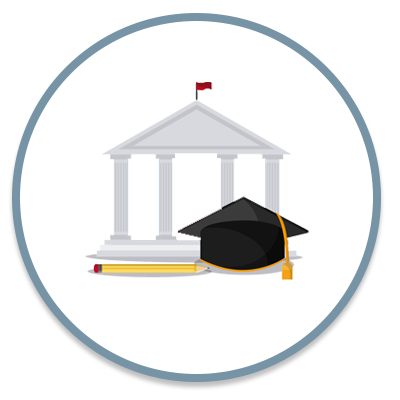 Industries we service - education HVAC Services icon