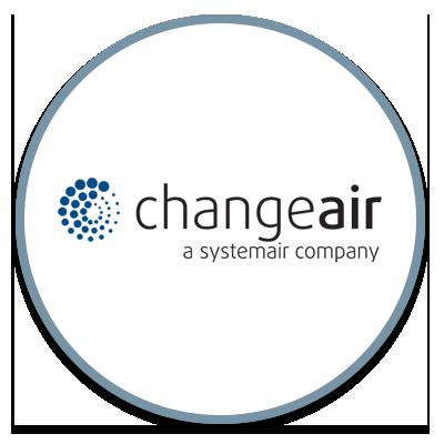 Change air Logo
