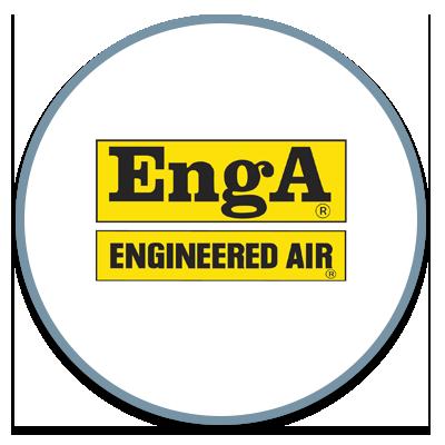 Engineered Air Logo
