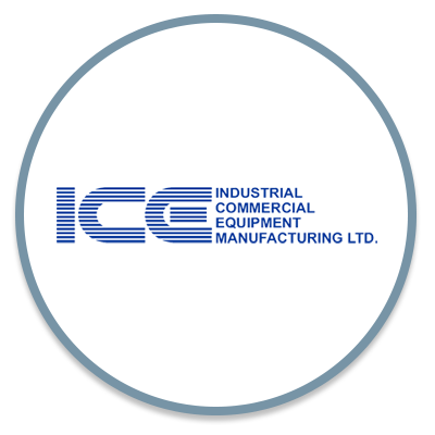 Industrial Commercial Equipment Manufacturing Ltd Logo