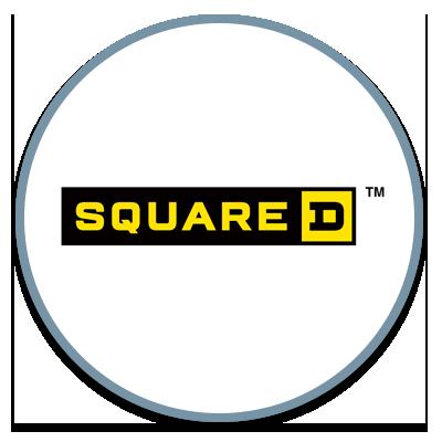 Square D Logo