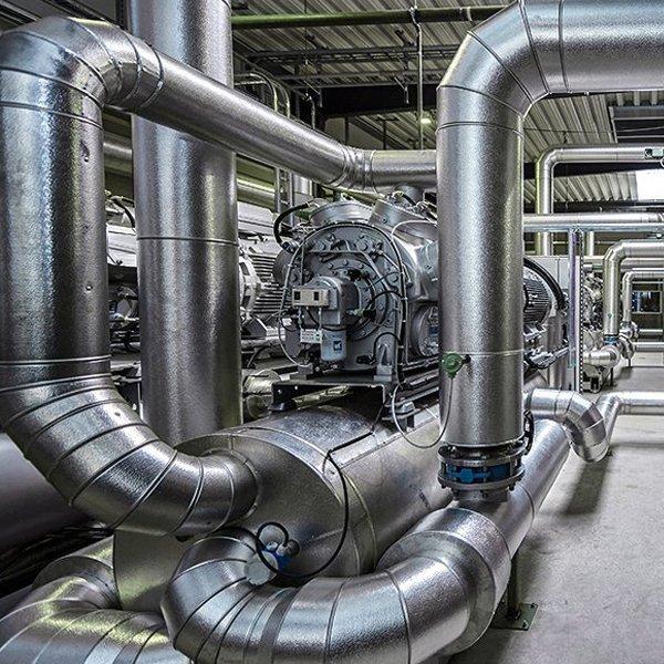 Commercial HVAC Unit